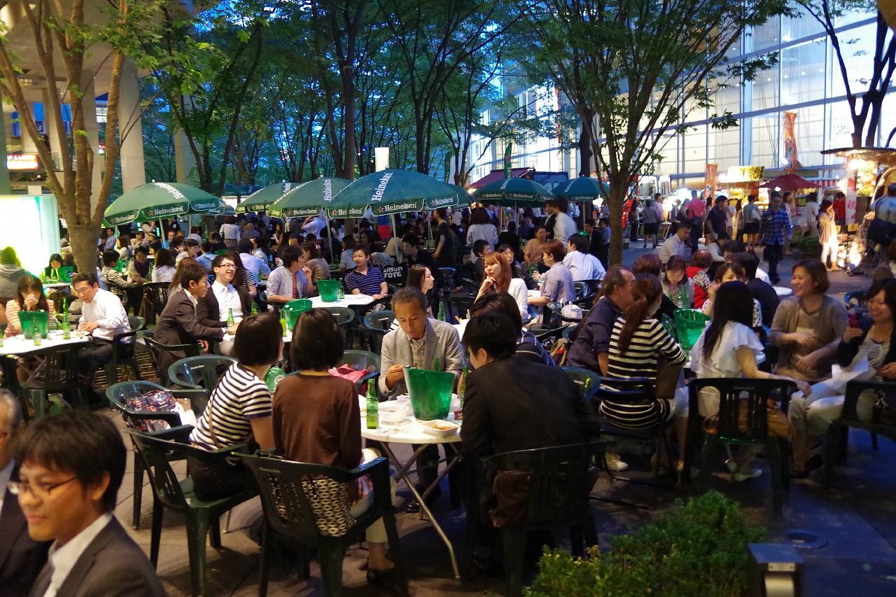 東京で夜遊びしたい人へのナイトスポット・夜観光ガイド|レッツエンジョイ東京